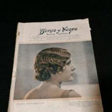 Coleccionismo de Revista Blanco y Negro: ANTIGUA REVISTA BLANCO Y NEGRO DE MAYO 1932.. Lote 177460079