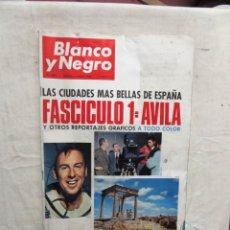 Coleccionismo de Revista Blanco y Negro: REVISTA BLANCO Y NEGRO Nº 2800 - 1 DE ENERO DE 1966. Lote 177607477