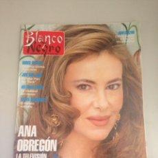Coleccionismo de Revista Blanco y Negro: REVISTA BLANCO Y NEGRO. Lote 180034900