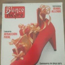 Coleccionismo de Revista Blanco y Negro: REVISTA BLANCO Y NEGRO EMMA THOMPSON/MARÍA DOLORES PRADERA/JOSEMA YUSTE/ISABEL ALLENDE/ 11 DIC.1994. Lote 180106560
