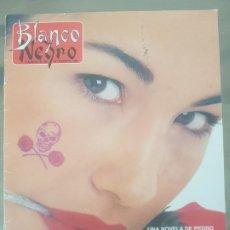 Coleccionismo de Revista Blanco y Negro: REVISTA BLANCO Y NEGRO TRINI ALVARADO/TATE MONTOYA/ENRRIQUE MORENTE/LUIS J. GAYA/ABC 26 FEBRERO1995.. Lote 180107766