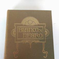 Coleccionismo de Revista Blanco y Negro: REVISTAS BLANCO Y NEGRO ENCUADERNADAS, 1958. AUDREY HEPBURN, PINITO DEL ORO, PUSKAS, ETC (VER FOTOS). Lote 180273650