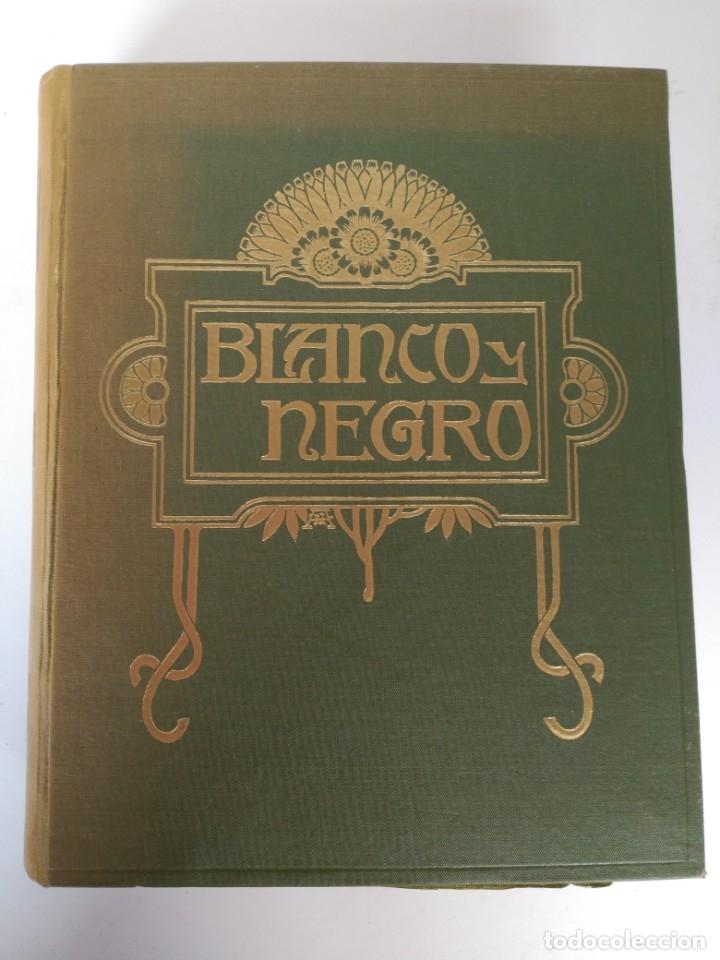 REVISTAS BLANCO Y NEGRO ENCUADERNADAS, 1957. TREN DE ORCASITAS, PICASSO, AZCOITIA, EIBAR (VER FOTOS) (Coleccionismo - Revistas y Periódicos Modernos (a partir de 1.940) - Blanco y Negro)