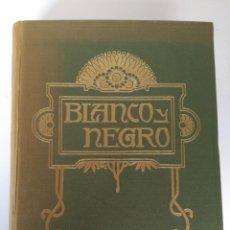 Coleccionismo de Revista Blanco y Negro: REVISTAS BLANCO Y NEGRO ENCUADERNADAS, 1957. TREN DE ORCASITAS, PICASSO, AZCOITIA, EIBAR (VER FOTOS). Lote 180273903