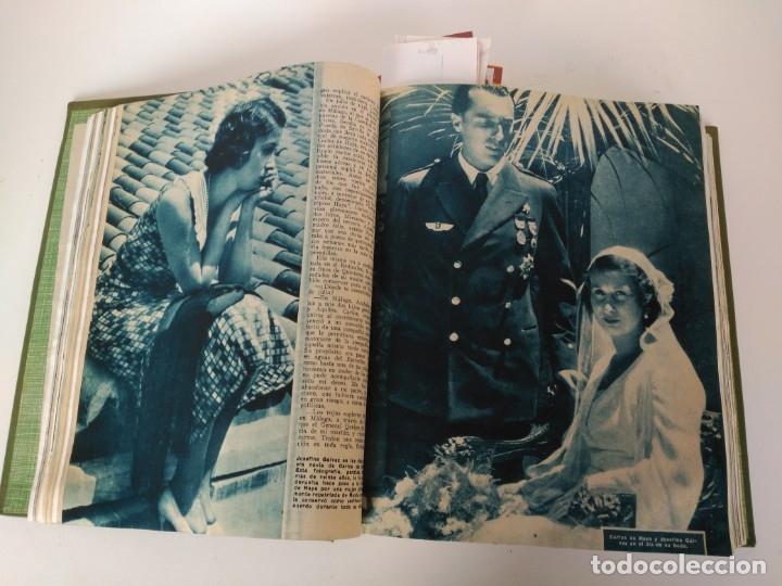 Coleccionismo de Revista Blanco y Negro: Revistas Blanco y Negro encuadernadas, 1957. Tren de orcasitas, Picasso, Azcoitia, Eibar (ver fotos) - Foto 3 - 180273903