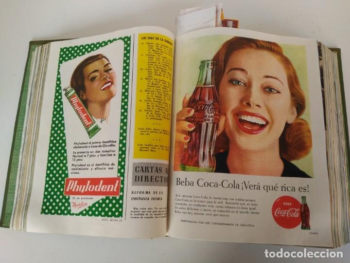 Coleccionismo de Revista Blanco y Negro: Revistas Blanco y Negro encuadernadas, 1957. Tren de orcasitas, Picasso, Azcoitia, Eibar (ver fotos) - Foto 4 - 180273903