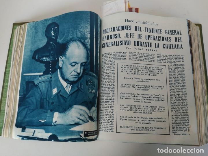 Coleccionismo de Revista Blanco y Negro: Revistas Blanco y Negro encuadernadas, 1957. Tren de orcasitas, Picasso, Azcoitia, Eibar (ver fotos) - Foto 5 - 180273903