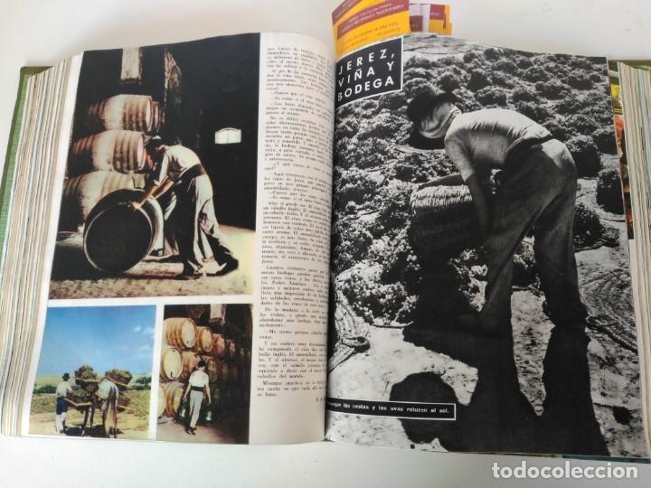 Coleccionismo de Revista Blanco y Negro: Revistas Blanco y Negro encuadernadas, 1957. Tren de orcasitas, Picasso, Azcoitia, Eibar (ver fotos) - Foto 9 - 180273903
