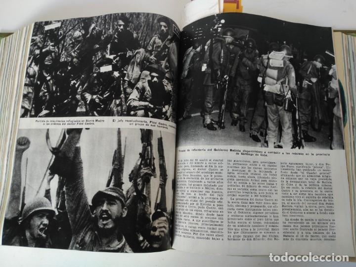 Coleccionismo de Revista Blanco y Negro: Revistas Blanco y Negro encuadernadas, 1957. Tren de orcasitas, Picasso, Azcoitia, Eibar (ver fotos) - Foto 12 - 180273903