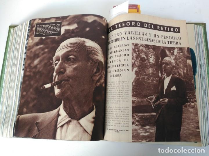 Coleccionismo de Revista Blanco y Negro: Revistas Blanco y Negro encuadernadas, 1957. Tren de orcasitas, Picasso, Azcoitia, Eibar (ver fotos) - Foto 13 - 180273903