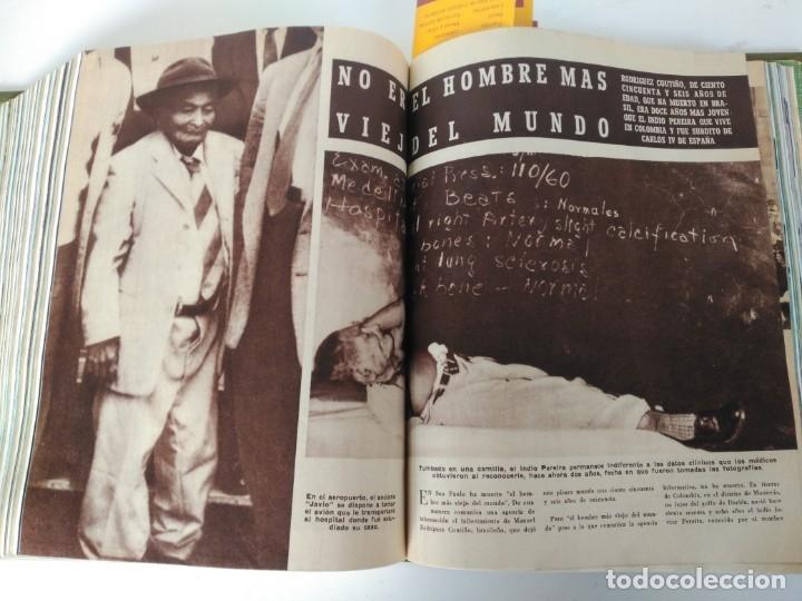 Coleccionismo de Revista Blanco y Negro: Revistas Blanco y Negro encuadernadas, 1957. Tren de orcasitas, Picasso, Azcoitia, Eibar (ver fotos) - Foto 16 - 180273903