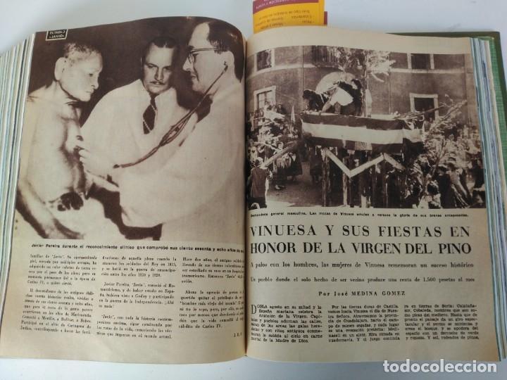 Coleccionismo de Revista Blanco y Negro: Revistas Blanco y Negro encuadernadas, 1957. Tren de orcasitas, Picasso, Azcoitia, Eibar (ver fotos) - Foto 17 - 180273903