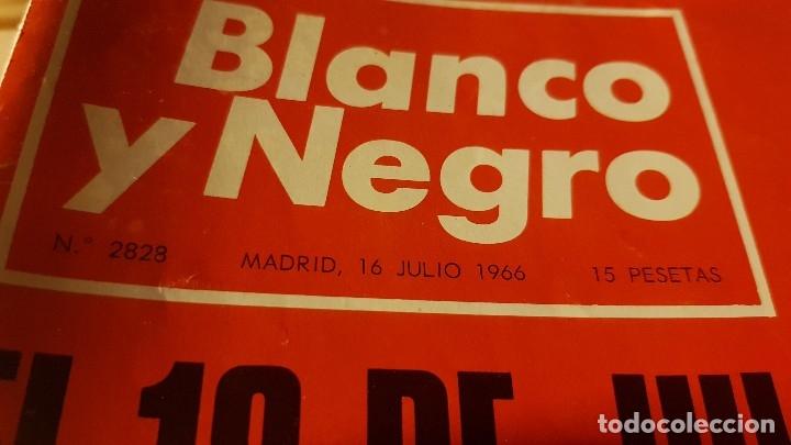 REVISTA BLANCO Y NEGRO. JULIO 1966 (Coleccionismo - Revistas y Periódicos Modernos (a partir de 1.940) - Blanco y Negro)