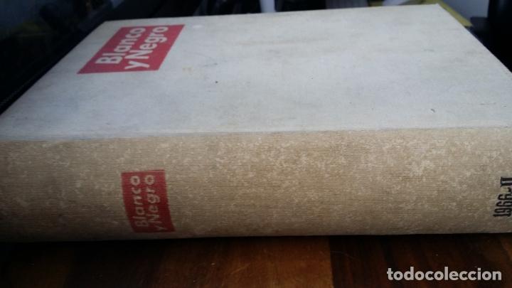 Coleccionismo de Revista Blanco y Negro: 1966 tomo II - Foto 2 - 181191328