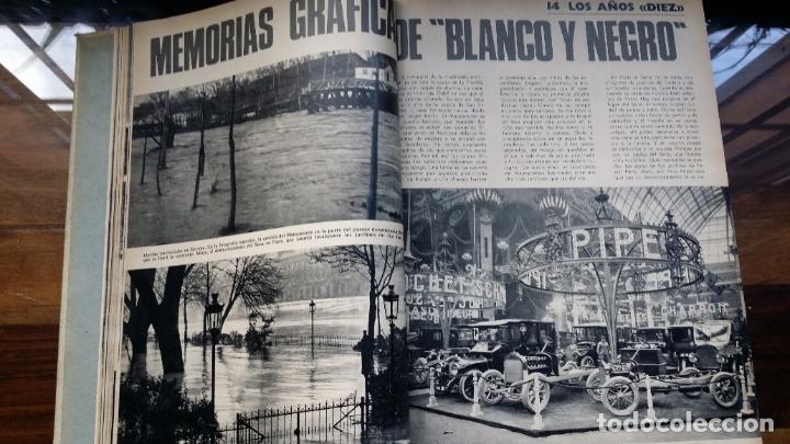 Coleccionismo de Revista Blanco y Negro: 1966 tomo II - Foto 5 - 181191328