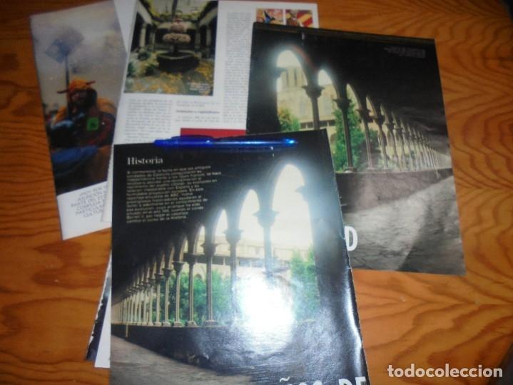 RECORTE : CATALUÑA, MIL AÑOS DE HISTORIA. BLANC Y NEGR, DCMBRE 1988 () (Coleccionismo - Revistas y Periódicos Modernos (a partir de 1.940) - Blanco y Negro)