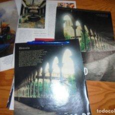 Coleccionismo de Revista Blanco y Negro: RECORTE : CATALUÑA, MIL AÑOS DE HISTORIA. BLANC Y NEGR, DCMBRE 1988 (). Lote 182960826