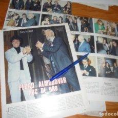 Coleccionismo de Revista Blanco y Negro: RECORTE : PEDRO ALMODOVAR, ABC DE ORO. SARA MONTIEL. BLANC Y NEGR, 29 MAYO 1988 (). Lote 183270328