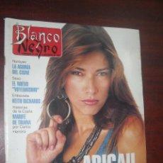 Coleccionismo de Revista Blanco y Negro: REVISTA BLANCO NEGRO 1992 Nº 3828- ALVARO DELGADO- KEITH RICHARDS- RUDOLF NUREYEV. Lote 184142480