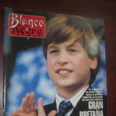 Coleccionismo de Revista Blanco y Negro: REVISTA BLANCO NEGRO 1992 Nº 3834- PALOMA PICASSO- ANTONITA MORENO- NATALIA ESTRADA- ENRIQUE MELCHOR. Lote 222546840