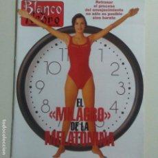 Collectionnisme de Magazine Blanco y Negro: BLANCO Y NEGRO.NUM. 3973 20-8-1995. EMMA SUAREZ VER SUMARIO. Lote 186231952