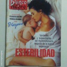 Coleccionismo de Revista Blanco y Negro: BLANCO Y NEGRO. NUM. 3978 24-9-1995. PATRICIA VELASQUEZ, SYLVESTER STALLONE. VER SUMARIO. Lote 186334837