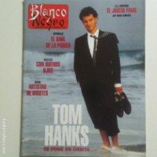 Coleccionismo de Revista Blanco y Negro: BLANCO Y NEGRO. NUM. 3981 15-10-1995. LA PIQUER. TOM HANKS. VER SUMARIO. Lote 187115347