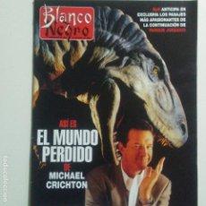 Coleccionismo de Revista Blanco y Negro: BLANCO Y NEGRO. NUM. 3983 29-10-1995. NACHO DUATO, MONTESOL VER SUMARIO. Lote 187116905