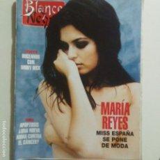 Coleccionismo de Revista Blanco y Negro: BLANCO Y NEGRO. NUM. 3985 12-11-1995. SANDRA BULLOCK, CARLOS CANO, MARIA REYES. VER SUMARIO. Lote 187136778