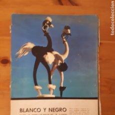 Coleccionismo de Revista Blanco y Negro: BLANCO Y NEGRO N° 2357, JULIO 1957. Lote 190797216