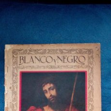 Coleccionismo de Revista Blanco y Negro: REVISTA BLANCO Y NEGRO DE 1928. Lote 190820870