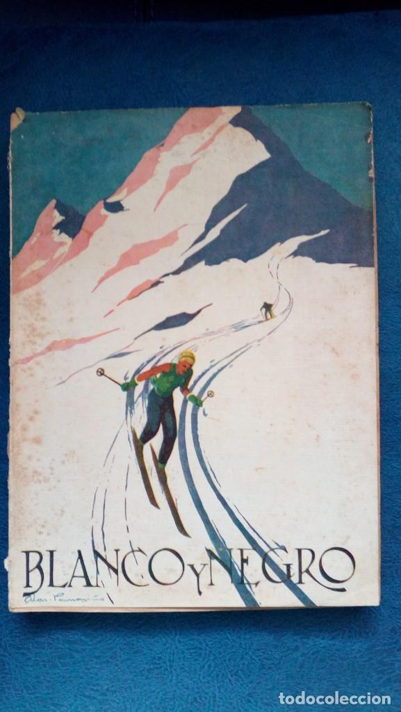 REVISTA BLANCO Y NEGRO DE 1935 (Coleccionismo - Revistas y Periódicos Modernos (a partir de 1.940) - Blanco y Negro)