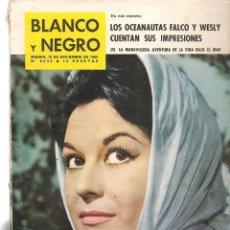 Coleccionismo de Revista Blanco y Negro: REVISTA: BLANCO Y NEGRO. Nº 2636. EN PORTADA: EMMA PENELLA. 10 NVBRE,1962.(P/DS3)). Lote 190981033