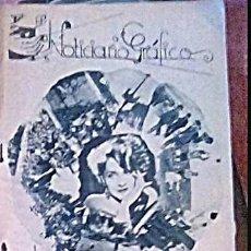 Coleccionismo de Revista Blanco y Negro: BLANCO Y NEGRO, NOTICIAS GRÁFICAS. 1934. Lote 191502578