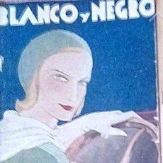 Coleccionismo de Revista Blanco y Negro: BLANCO Y NEGRO 1930. Lote 191815552