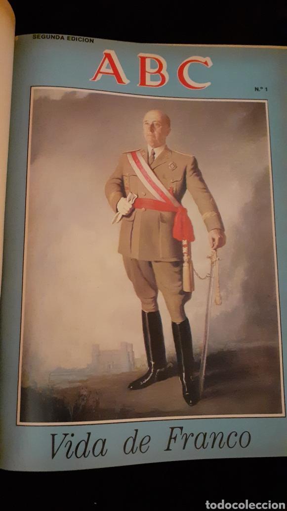 Coleccionismo de Revista Blanco y Negro: ABC. BLANCO Y NEGRO. VIDA DE FRANCO. - Foto 2 - 192734692