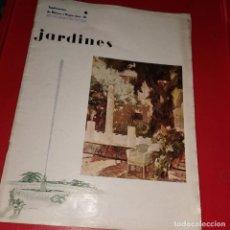 Coleccionismo de Revista Blanco y Negro: SUPLEMENTO DE BLANCO Y NEGRO. Nº 26. JARDINES. JARDIN DE LA CASA DE SOROLLA., PINTADO POR EL MISMO.. Lote 194600528