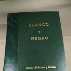 Coleccionismo de Revista Blanco y Negro: REVISTA BLANCO Y NEGRO ENCUADERNADAS. ENERO - FEBRERO Y MARZO DE 1960. Lote 194775776