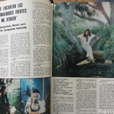 Coleccionismo de Revista Blanco y Negro: ENTREVISTA A JACQUELINE BISSET . AÑO 1977 . 2 PAGINAS. Lote 194964343