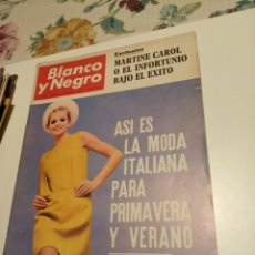 Coleccionismo de Revista Blanco y Negro: BLANCO Y NEGRO. Lote 195141982