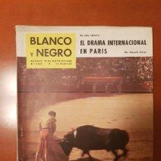 Coleccionismo de Revista Blanco y Negro: BLANCO Y NEGRO REVISTA Nº 2507 MADRID,21 DE MAYO 1960_FERIA DE SAN ISIDRO. REAL MADRID CAMPEON DE EU. Lote 195425960