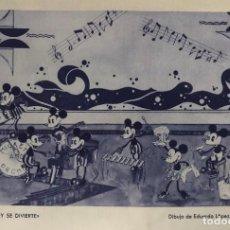 Coleccionismo de Revista Blanco y Negro: REVISTA BLANCO Y NEGRO-HOJA MODA AÑOS 30. Lote 195885503