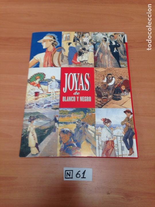 JOYAS DE BLANCO Y NEGRO (Coleccionismo - Revistas y Periódicos Modernos (a partir de 1.940) - Blanco y Negro)