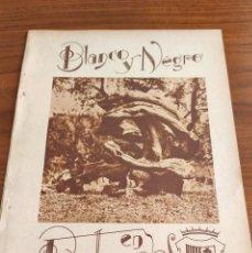 Coleccionismo de Revista Blanco y Negro: BLANCO Y NEGRO EN BALEARES. MONOGRÁFICO SOBRE MALLORCA. JULIO 1935. PUBLICIDAD Y TURISMO.. Lote 197087971