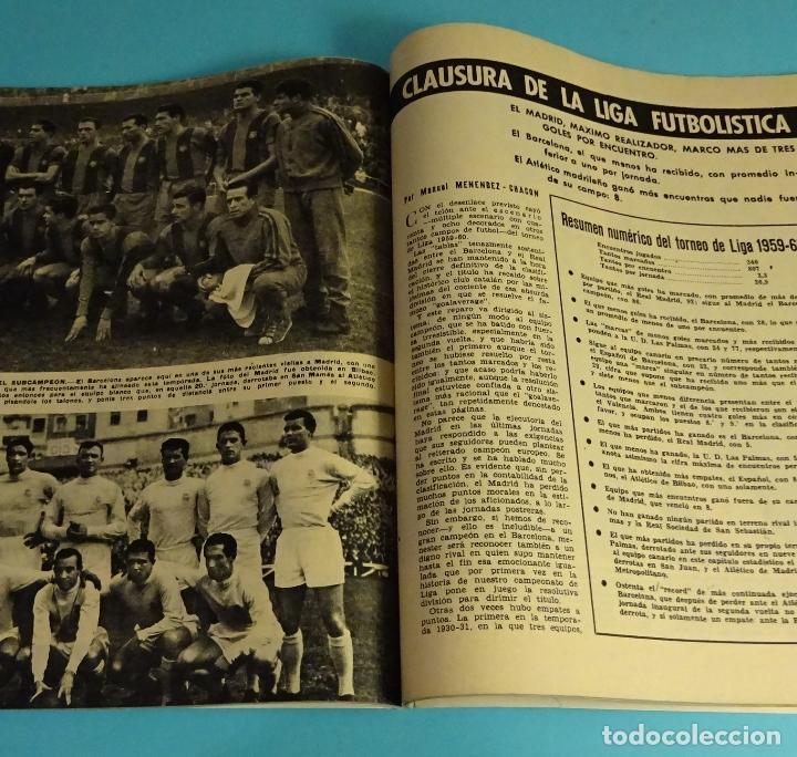 Coleccionismo de Revista Blanco y Negro: BLANCO Y NEGRO Nº 2503. ABRIL 1960. BRASILIA. BARCELONA C.F. REAL MADRID. TINTÍN - Foto 3 - 162521630