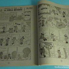 Coleccionismo de Revista Blanco y Negro: BLANCO Y NEGRO Nº 2503. ABRIL 1960. BRASILIA. BARCELONA C.F. REAL MADRID. TINTÍN. Lote 162521630
