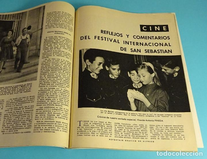 BLANCO Y NEGRO Nº 2516. JULIO 1960. EL CONGO. KENNEDY. CALVO SOTELO. ALBARRACÍN. MARISOL. COTTOLENGO (Coleccionismo - Revistas y Periódicos Modernos (a partir de 1.940) - Blanco y Negro)