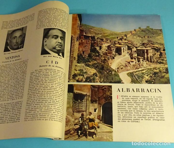 Coleccionismo de Revista Blanco y Negro: BLANCO Y NEGRO Nº 2516. JULIO 1960. EL CONGO. KENNEDY. CALVO SOTELO. ALBARRACÍN. MARISOL. COTTOLENGO - Foto 4 - 162518426