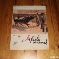 Coleccionismo de Revista Blanco y Negro: SUPLEMENTO DE BLANCO Y NEGRO LA FIESTA NACIONAL Nº22. Lote 199469472