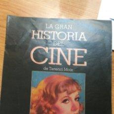 Coleccionismo de Revista Blanco y Negro: 40 FASCÍCULOS DE LA GRAN HISTORIA DEL CINE POR TERENCI MOIX. Lote 202654693